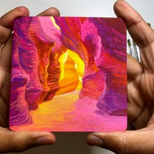 Coaster Paintings
